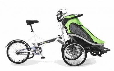 Kolo, kočárek nebo vozík?