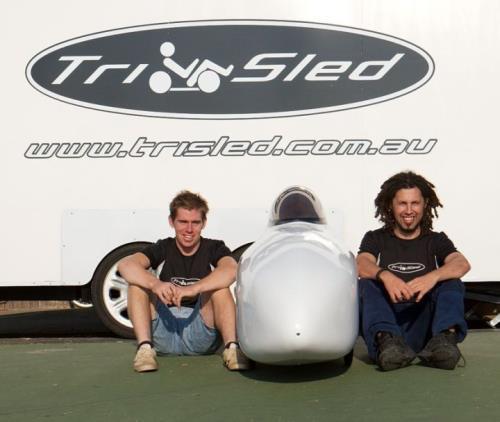 Ben Godall se zúčastní World Speed Record Challenge