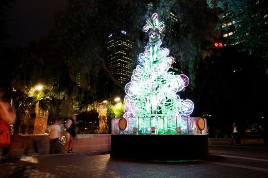 Vzpomínka na Vánoce ze Sydney