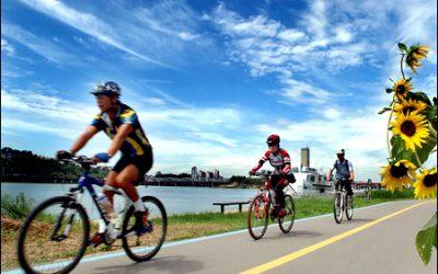 V Jihomoravském kraji přibude několik úseků nových cyklostezek