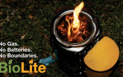 BioLite, vaření bez hranic