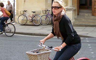 V Amsterodamu se jezdí více na kole než autem