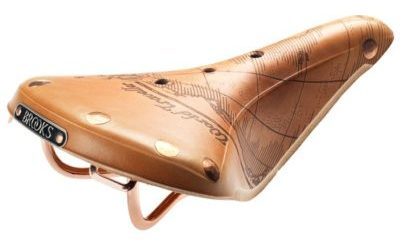 BROOKS B17 Select – World Traveller 2012