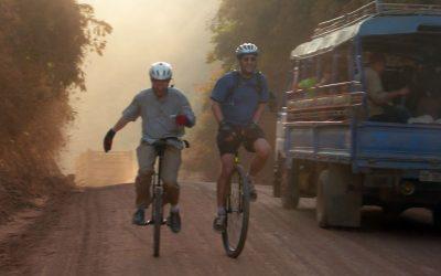 Laosem na jednokolkách – rozhovor s Floriánem Schlumpfem