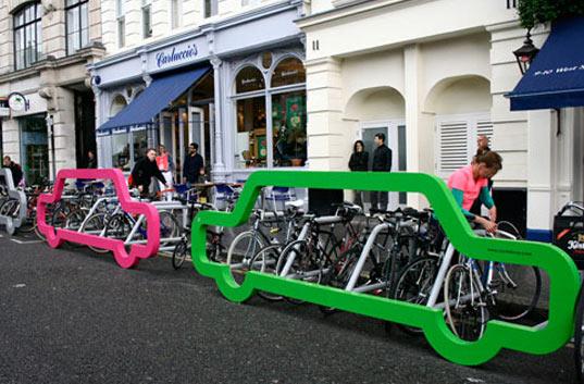 1 auto = 10 bicyklů