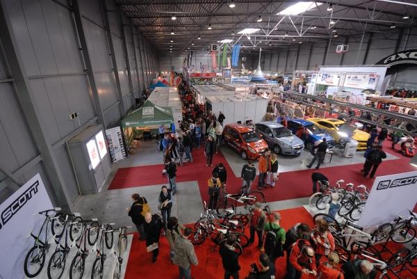 První cyklistický veletrh letošního roku: For Bikes 2011