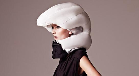 Neviditelná helma získala ocenění za design