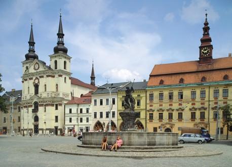 Česká města na kole – Jihlava