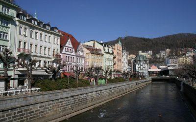 Česká města na kole – Karlovy Vary