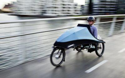 Přeměna lehotříkolky Klimax ve velomobil