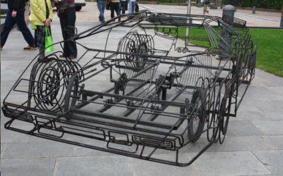 Šlapací Lamborghini – nejstylovější kolo