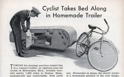 Ložnice na kolech