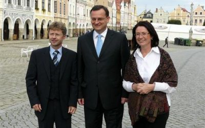 Kolo a já: Miroslava Němcová