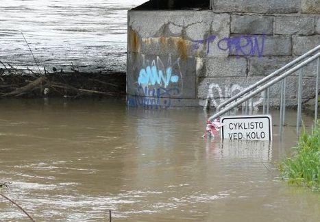 Povodně z cyklo pohledu