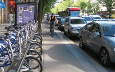 ITDP: Evropská města ovlivňují dopravu inovativní parkovací politikou