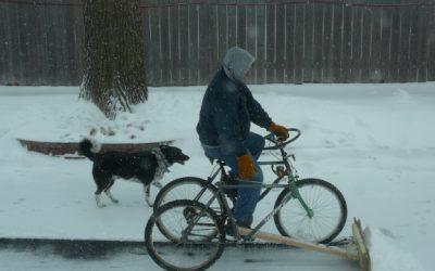 Vyrobte si vlastní cyklopluh