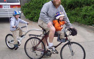 Cyklosedačka: jak se nenechat zmást