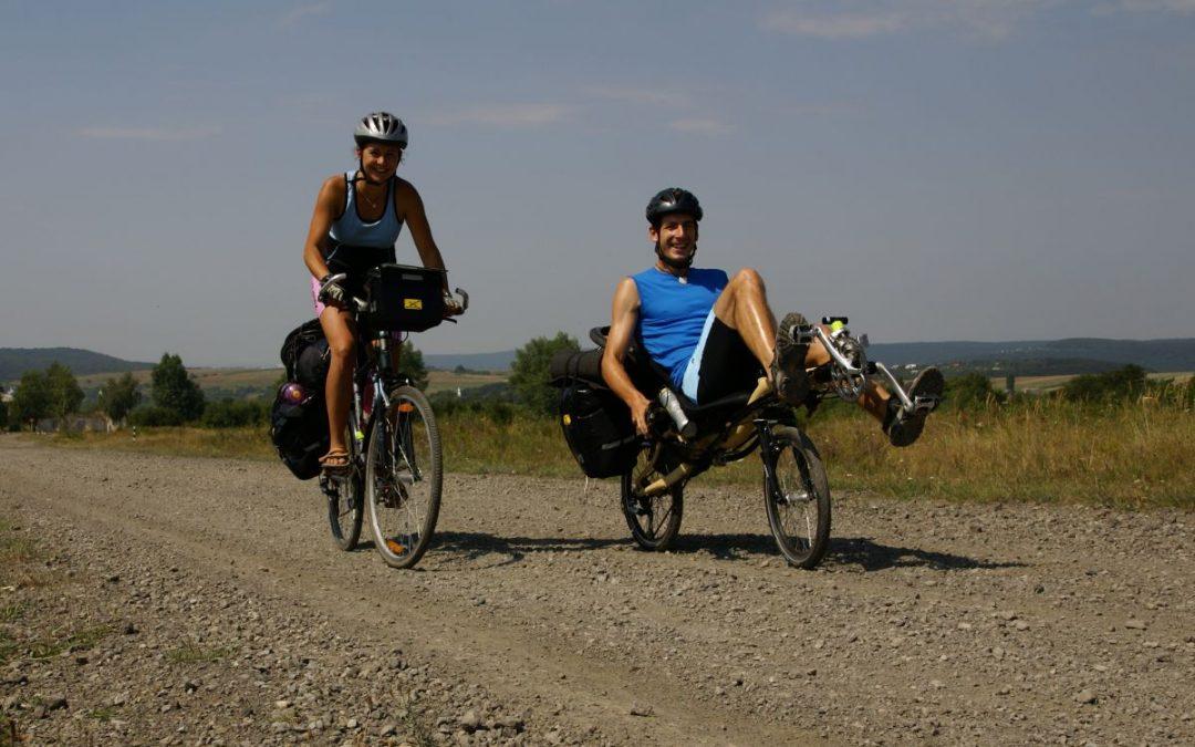 S lehokolem přes Ukrajinu a Moldávii