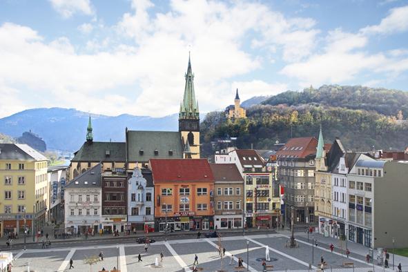 Česká města na kole – Ústí nad Labem