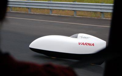Hodinovka s průměrem 90,5 km/h