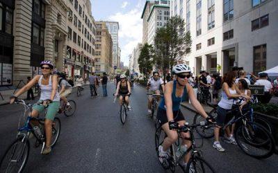 Velo-City Global 2010: Experti na cyklistiku z celého světa se setkají v Kodani